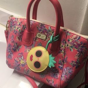 Betsey Johnson mini satchel